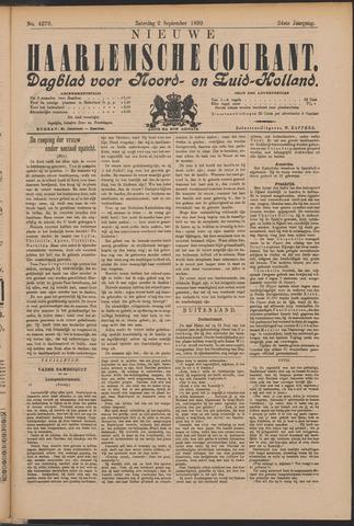 Nieuwe Haarlemsche Courant 1899-09-02