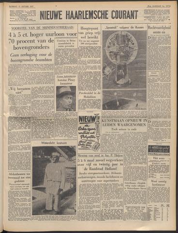 Nieuwe Haarlemsche Courant 1957-10-12