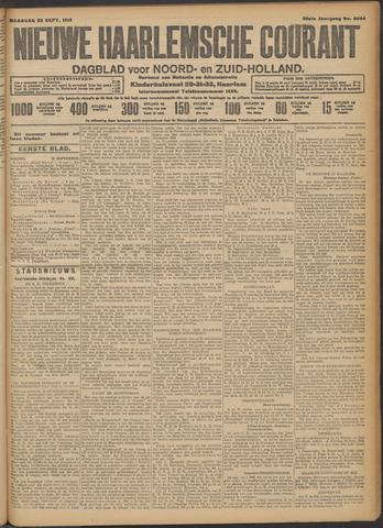 Nieuwe Haarlemsche Courant 1913-09-22