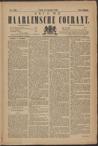 Nieuwe Haarlemsche Courant 1889-09-13