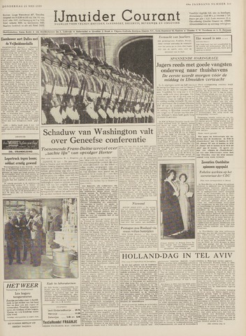 IJmuider Courant 1959-05-21