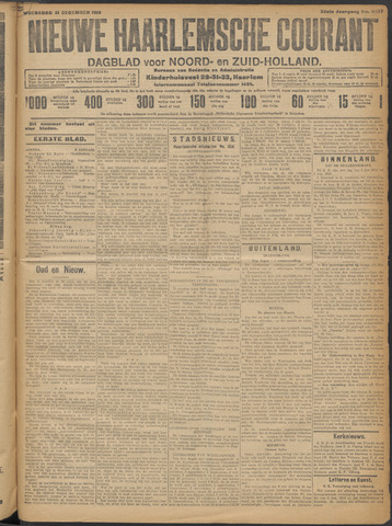 Nieuwe Haarlemsche Courant 1913-12-31