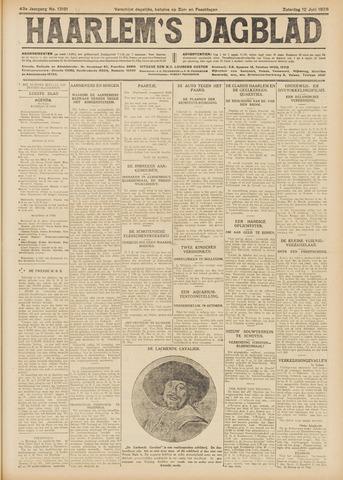 Haarlem's Dagblad 1926-06-12