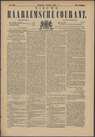 Nieuwe Haarlemsche Courant 1894-02-07