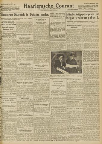 Haarlemsche Courant 1942-10-08