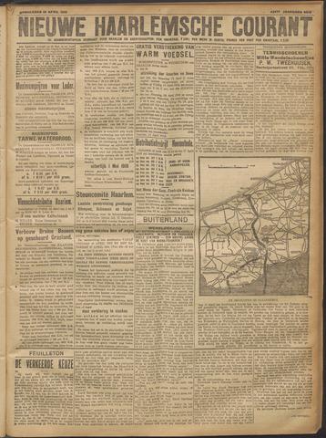 Nieuwe Haarlemsche Courant 1918-04-18
