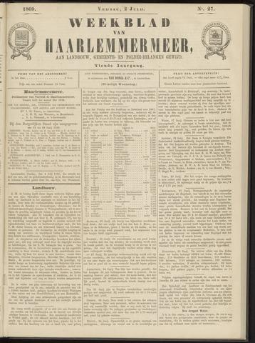 Weekblad van Haarlemmermeer 1869-07-02