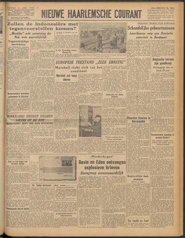 Nieuwe Haarlemsche Courant 1947-06-06