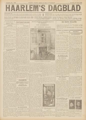 Haarlem's Dagblad 1926-04-13