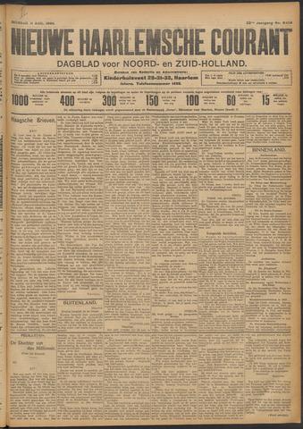 Nieuwe Haarlemsche Courant 1908-08-11