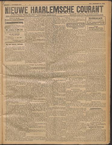 Nieuwe Haarlemsche Courant 1919-11-11