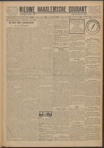 Nieuwe Haarlemsche Courant 1925-03-05