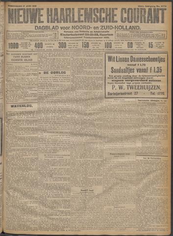 Nieuwe Haarlemsche Courant 1915-06-17