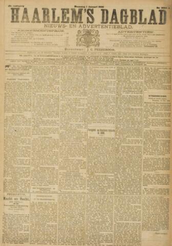 Haarlem's Dagblad 1900
