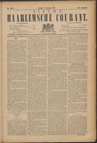 Nieuwe Haarlemsche Courant 1887-02-06