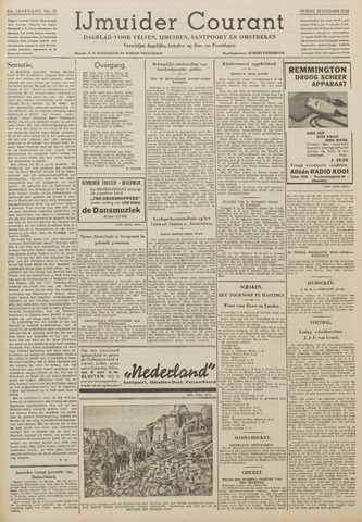 IJmuider Courant 1938-12-30