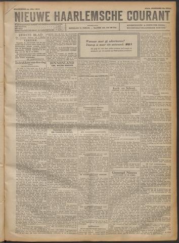 Nieuwe Haarlemsche Courant 1920-07-22