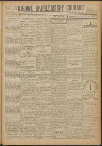 Nieuwe Haarlemsche Courant 1924-01-11