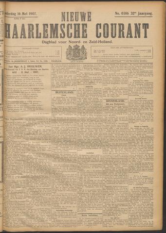 Nieuwe Haarlemsche Courant 1907-05-16