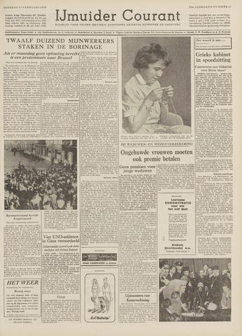 IJmuider Courant 1959-02-17