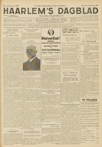 Haarlem's Dagblad 1935-12-02