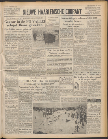 Nieuwe Haarlemsche Courant 1953-10-30