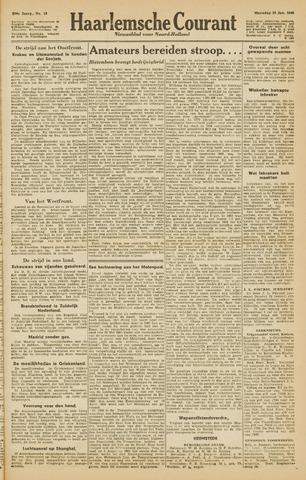 Haarlemsche Courant 1945-01-22