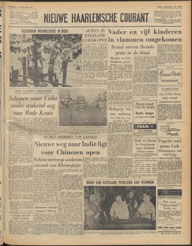 Nieuwe Haarlemsche Courant 1962-11-06