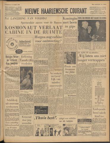 Nieuwe Haarlemsche Courant 1965-03-18