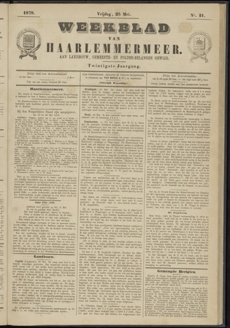 Weekblad van Haarlemmermeer 1879-05-23