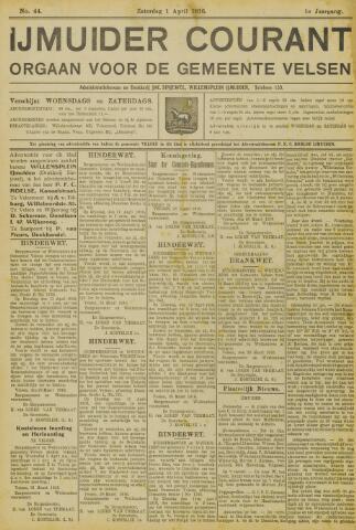 IJmuider Courant 1916-04-01
