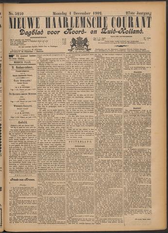 Nieuwe Haarlemsche Courant 1902-12-01