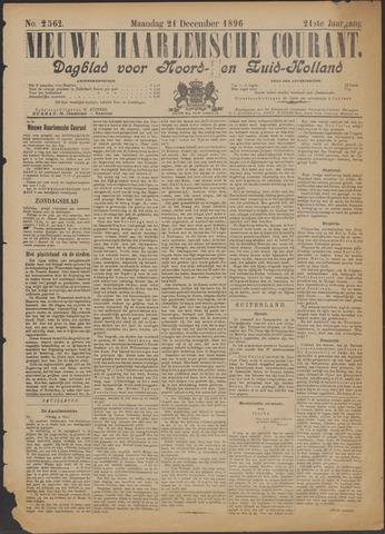 Nieuwe Haarlemsche Courant 1896-12-21