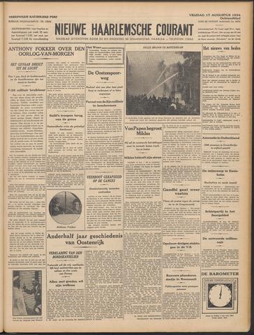 Nieuwe Haarlemsche Courant 1934-08-17