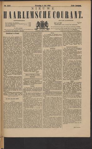 Nieuwe Haarlemsche Courant 1896-07-08