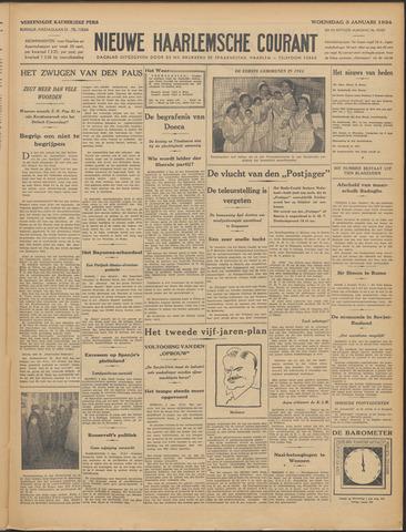 Nieuwe Haarlemsche Courant 1934-01-03