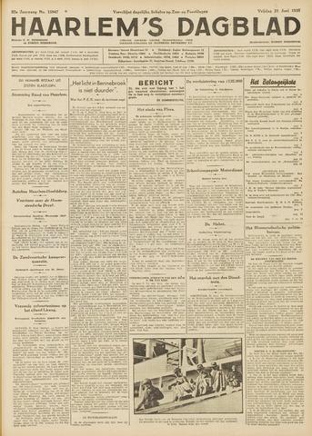 Haarlem's Dagblad 1935-06-21