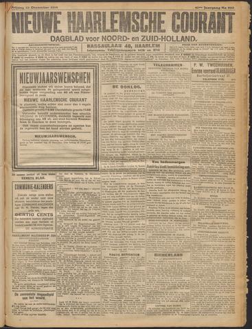 Nieuwe Haarlemsche Courant 1916-12-22
