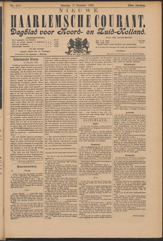 Nieuwe Haarlemsche Courant 1898-12-17