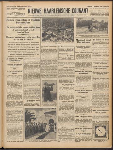 Nieuwe Haarlemsche Courant 1936-11-09