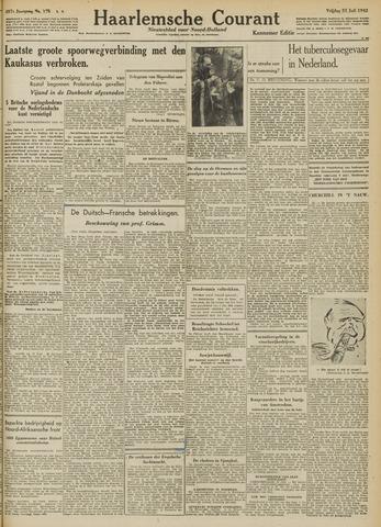 Haarlemsche Courant 1942-07-31