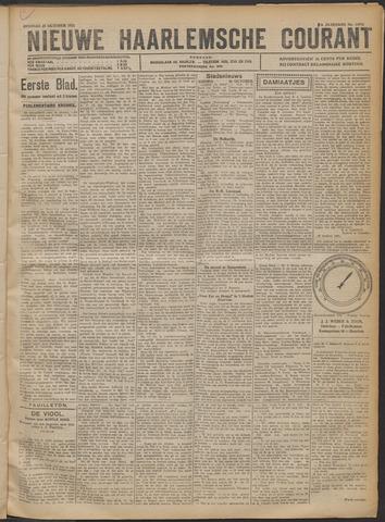 Nieuwe Haarlemsche Courant 1921-10-25