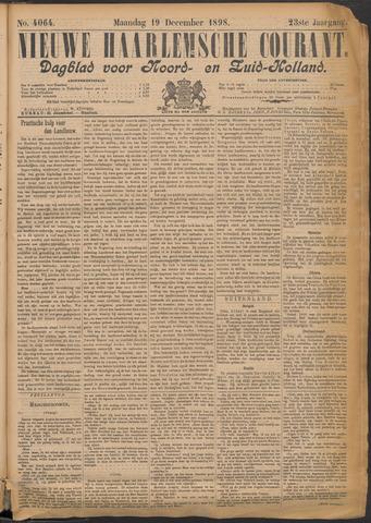 Nieuwe Haarlemsche Courant 1898-12-19