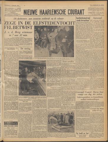 Nieuwe Haarlemsche Courant 1954-02-03