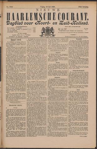 Nieuwe Haarlemsche Courant 1898-07-29