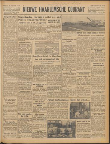 Nieuwe Haarlemsche Courant 1949-10-18