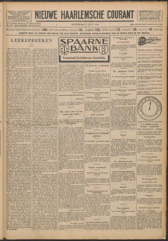 Nieuwe Haarlemsche Courant 1930-07-05