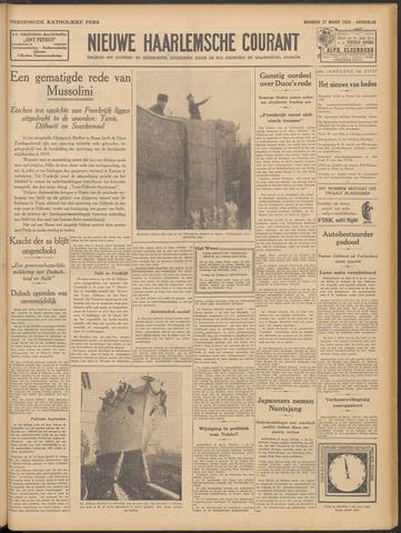 Nieuwe Haarlemsche Courant 1939-03-27
