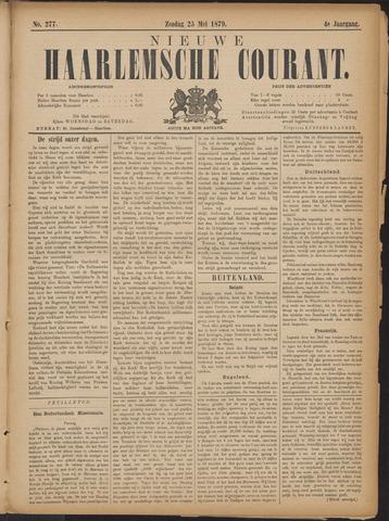 Nieuwe Haarlemsche Courant 1879-05-25