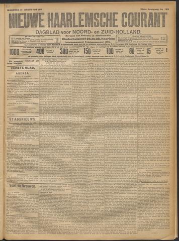 Nieuwe Haarlemsche Courant 1911-08-21